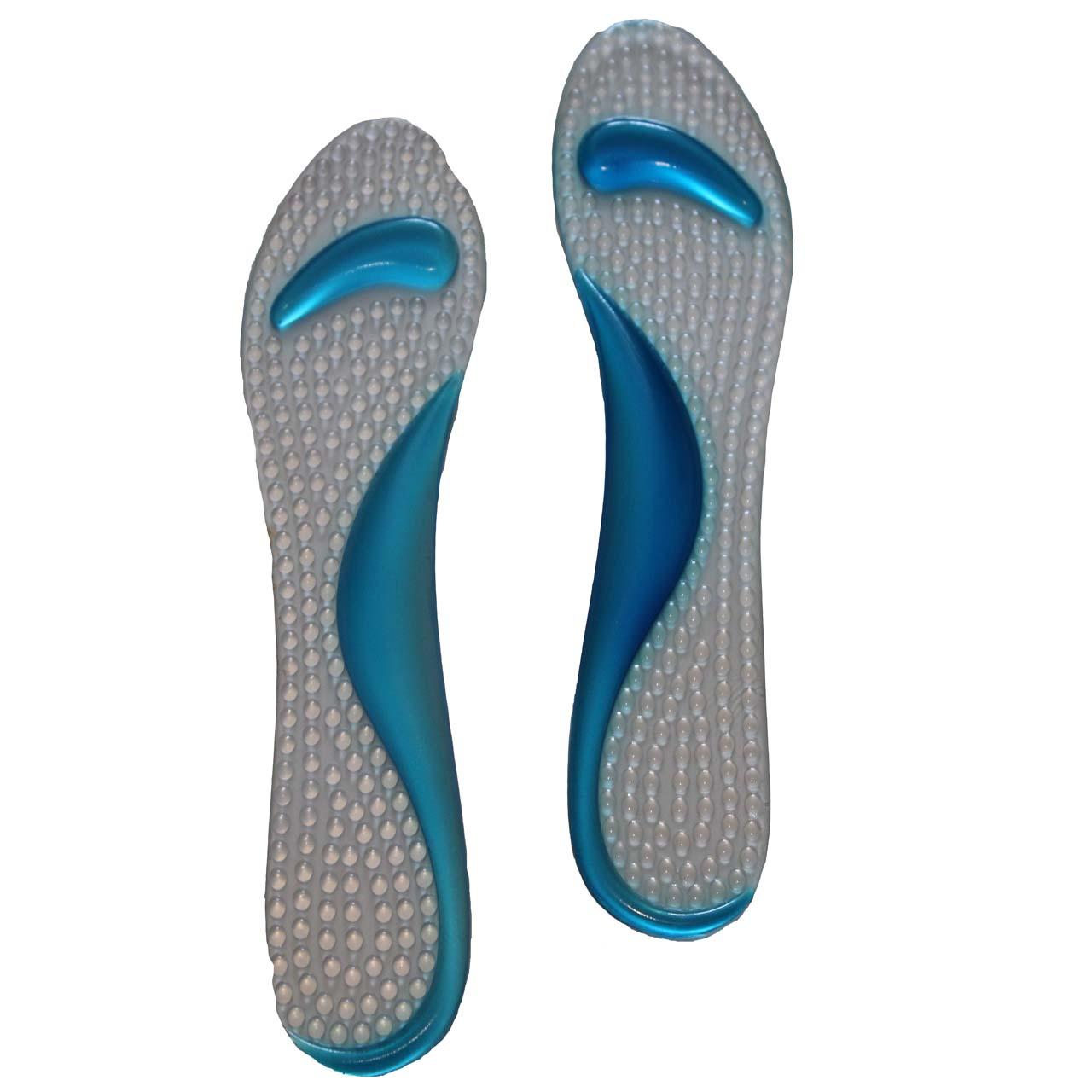 کفی کفش ژله ای مدل 1002