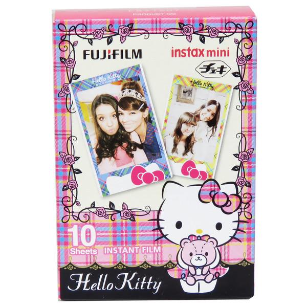 فیلم مخصوص دوربین فوجی فیلم اینستکس مینی مدل Instax Mini Hello Kitty