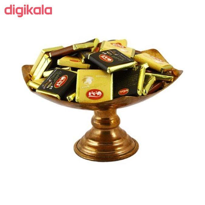 شکلات شیری سفید و تلخ گلدن آیدین - 200 گرم main 1 3