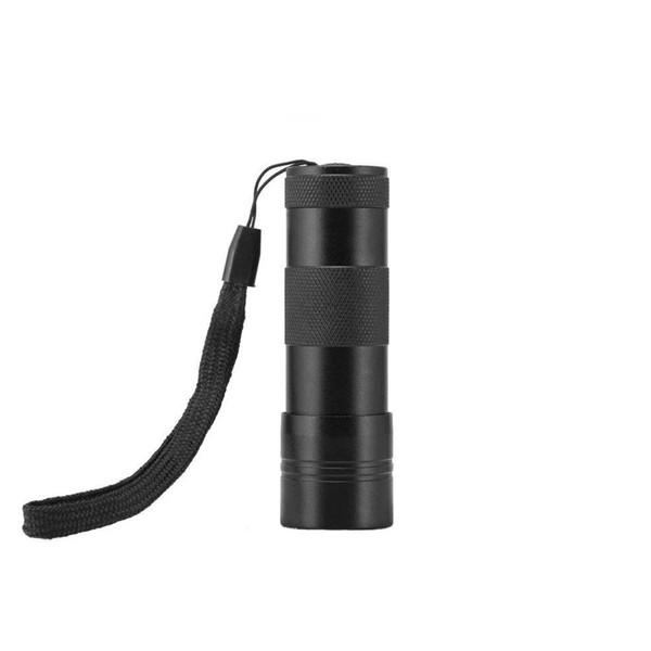 چراغ قوه UV فلیکسبل مدل UV blacklight 12LED
