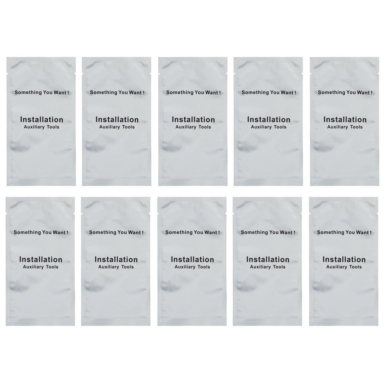 بررسی و {خرید با تخفیف}                                     تمیز کننده صفحه نمایش موبایل و تبلت مدل Clean Pad بسته 10 عددی                             اصل