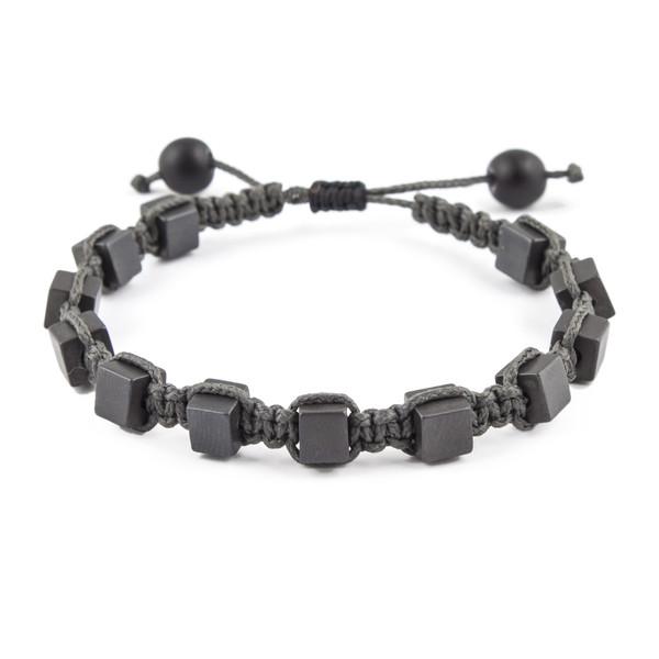 دستبند مردانه ریسه گالری مدل Ri3-H1070G