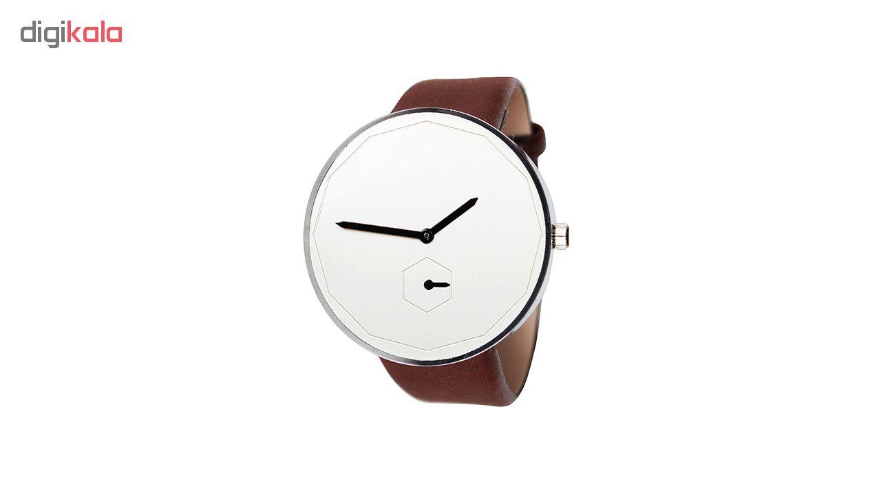 خرید ساعت مچی عقربه ای زنانه و مردانه مدل P4-2 | ساعت مچی