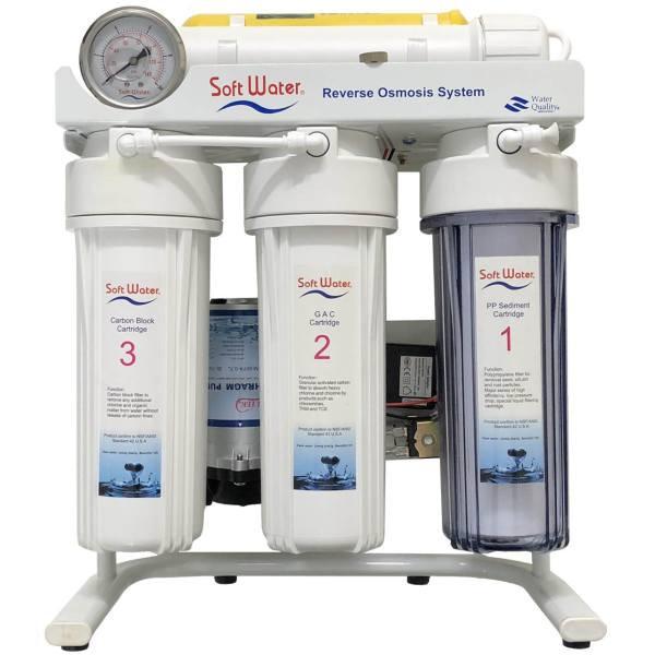 دستگاه تصفیه آب سافت واتر مدل SWN
