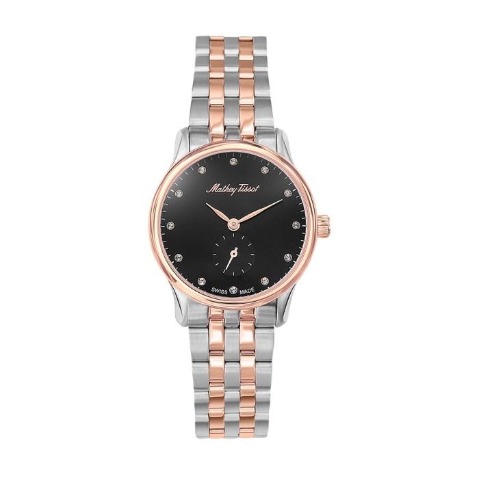خرید ساعت مچی عقربه ای زنانه متی تیسوت D1886MRN