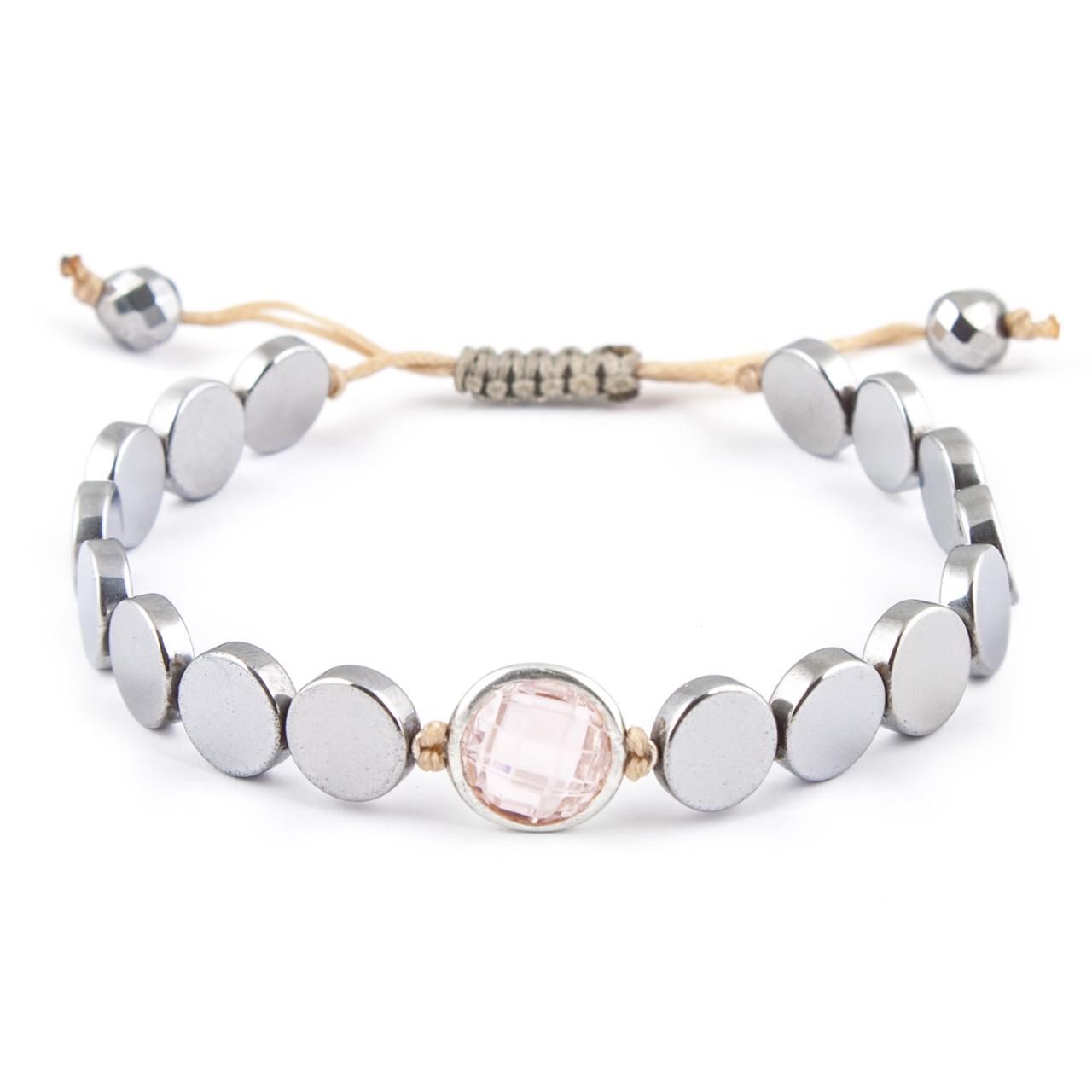 قیمت دستبند نقره زنانه ریسه گالری مدل Ri3-H1074S