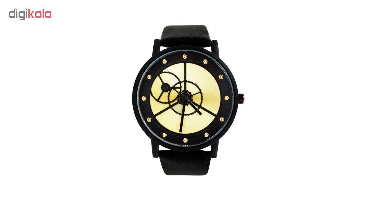 خرید ساعت مچی عقربه ای زنانه و مردانه مدل P4-4 | ساعت مچی