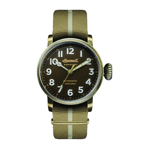 ساعت مچی عقربه ای مردانه اینگرسل مدل I04802 36
