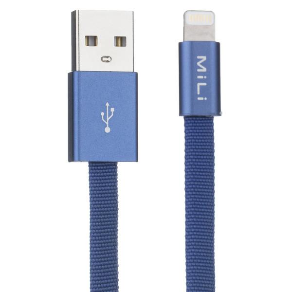 کابل تبدیل USB به لایتنینگ میلی مدل HI-L61 طول 1.2 متر