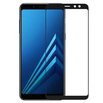 محافظ صفحه نمایش 5D مدل D-7 مناسب برای گوشی موبایل سامسونگGalaxy  A8 2018