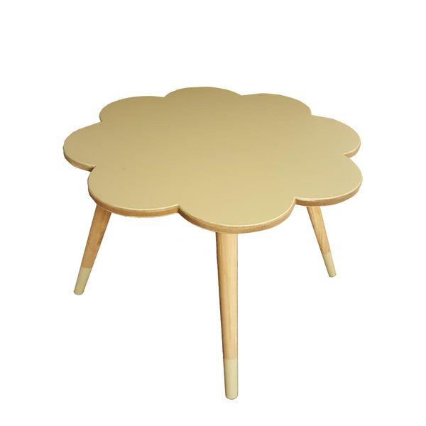 میز کودک طرح گل مدل M060