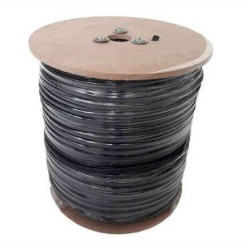 کابل کواکسیال RG59 ترکیبی تمام مس | حلقه ترکیبی تمام مس 305 متری