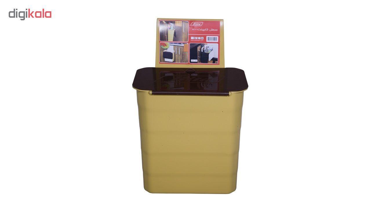 سطل زباله کابینتی بیتا کد 140 main 1 15