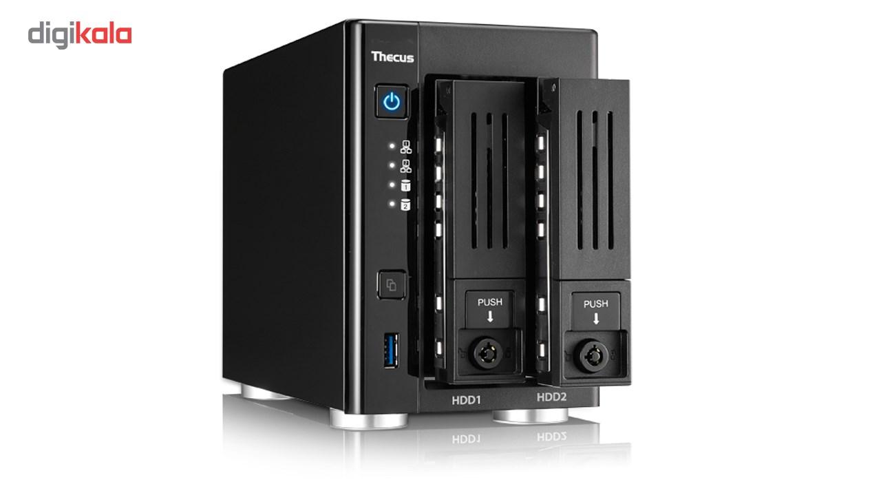ذخیره ساز تحت شبکه دکاس مدل N2810Plus