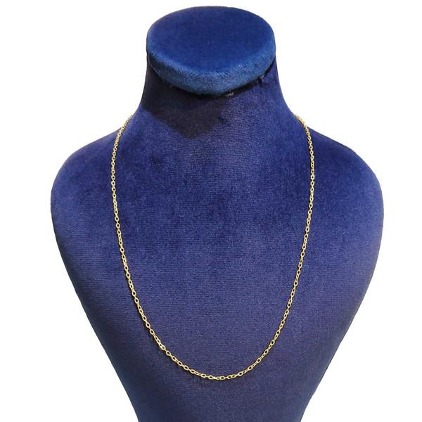 زنجیر طلا 18 عیار زنانه کانیار گالری مدل M977