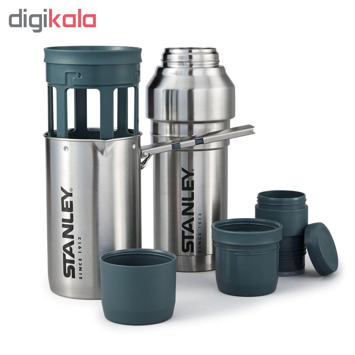 فلاسک استنلی مدل  French Press Vacuum Bottle ظرفیت 1 لیتری