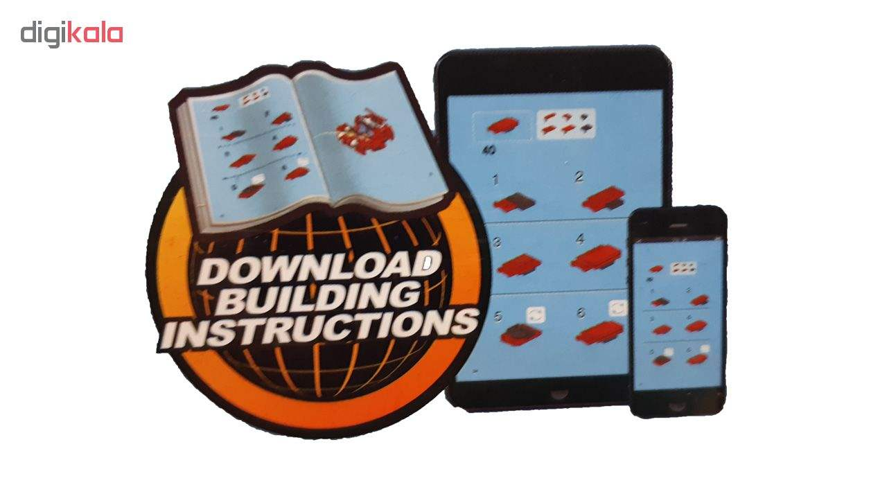 Download building instructions 3110