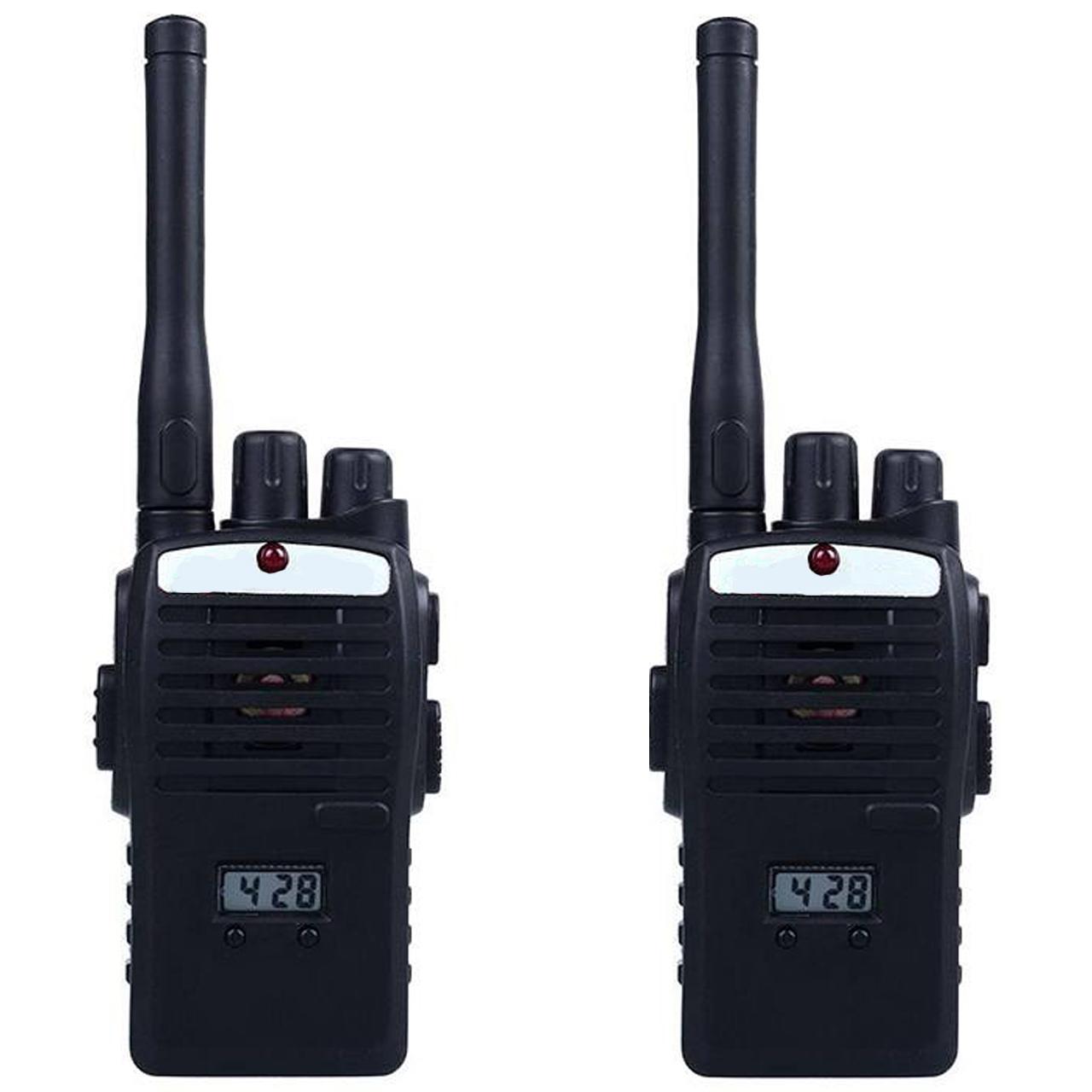 بی سیم اسباب بازی مدل interphones مجموعه2 عددی