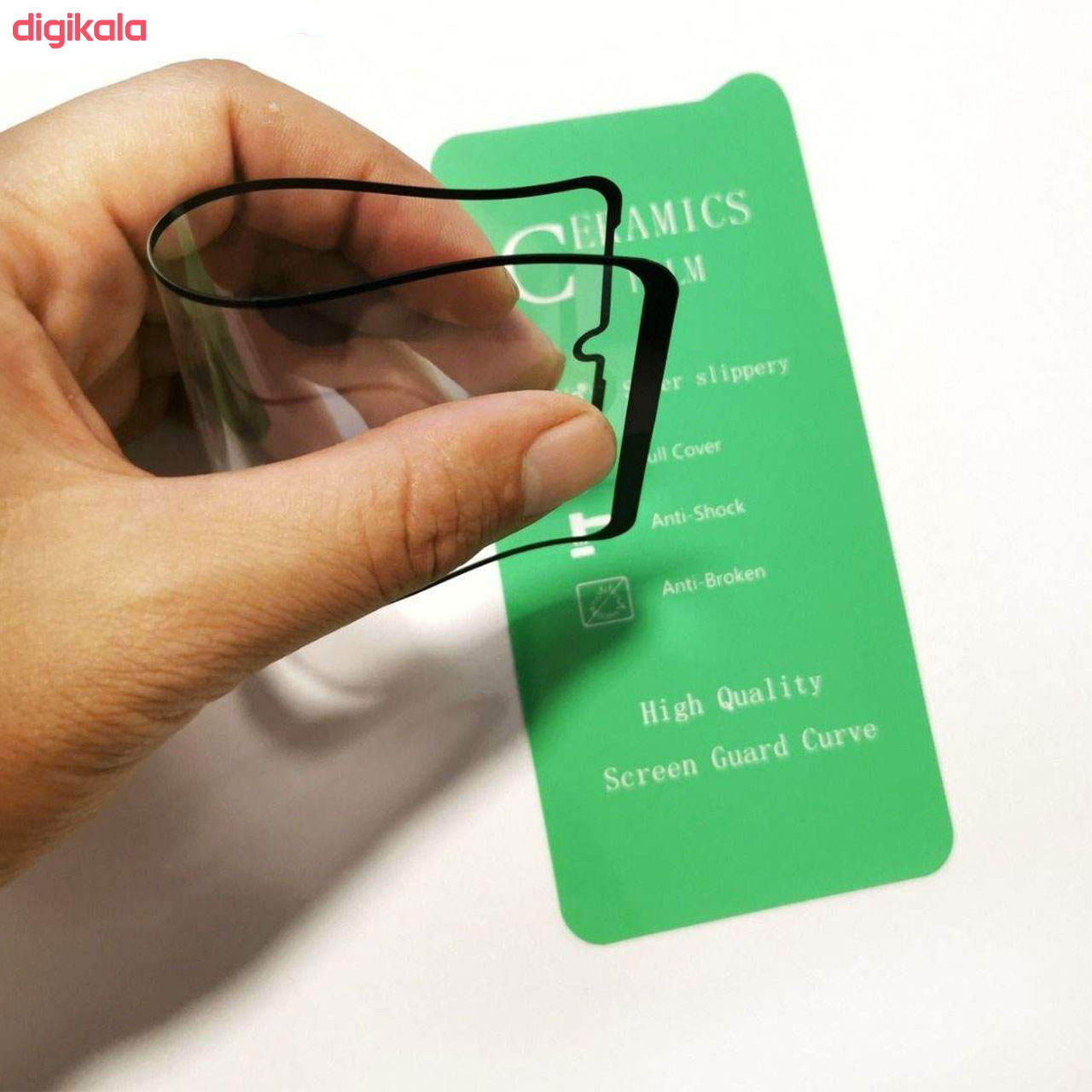 محافظ صفحه نمایش شیپ مدل shcrm-01 مناسب برای گوشی موبایل شیائومی Mi 9T main 1 2