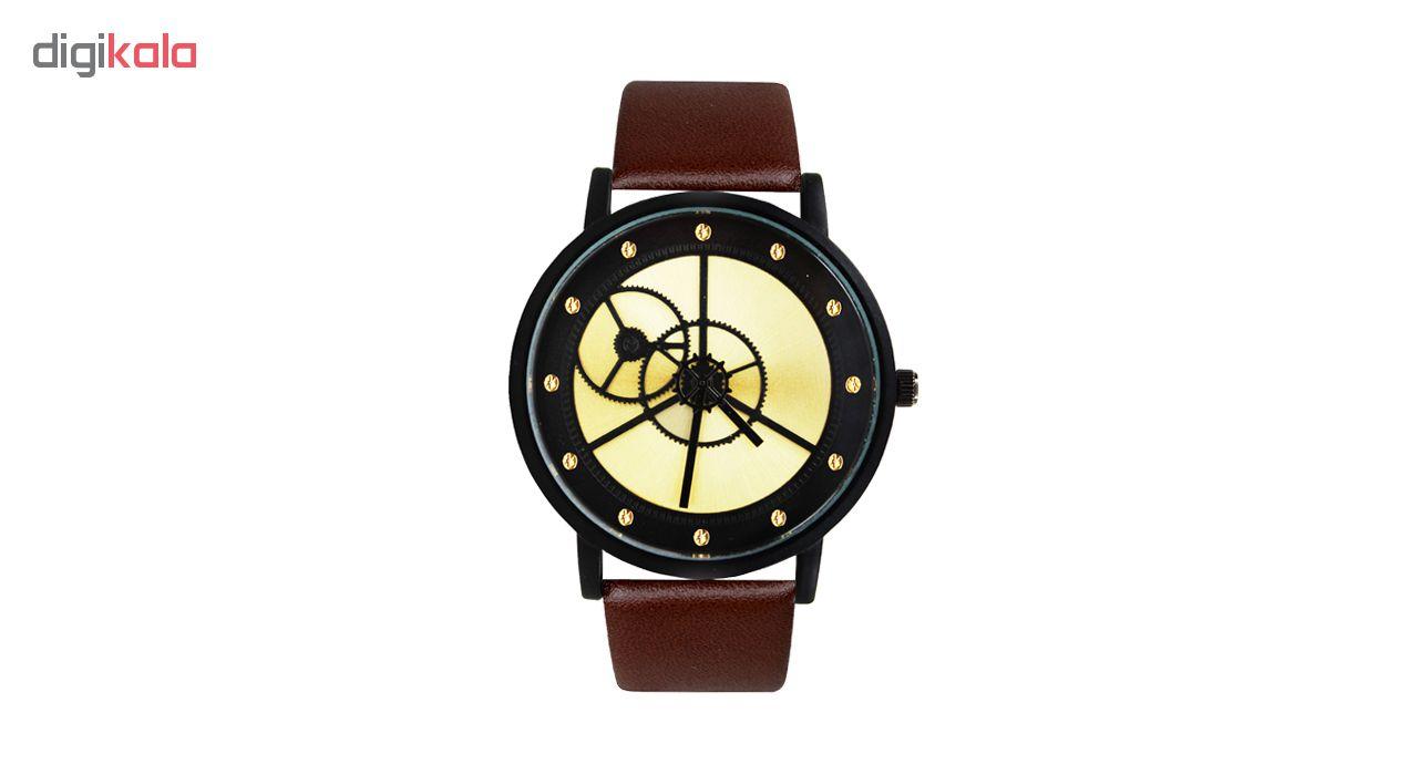 خرید ساعت مچی عقربه ای زنانه و مردانه مدل P4-9 | ساعت مچی