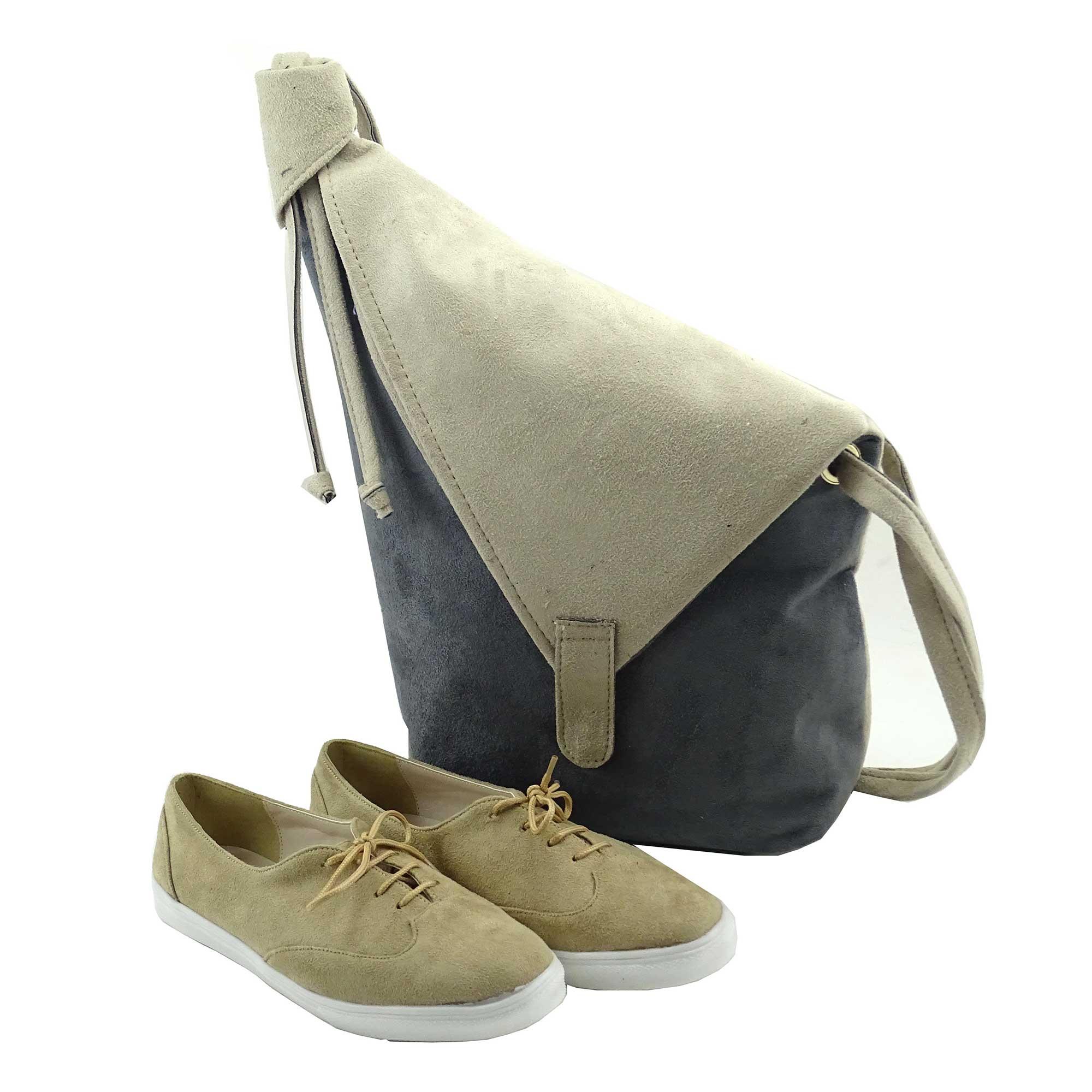 ست کیف و کفش زنانه آذاردو مدل SE01902 |