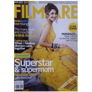 مجله FILM FARE آوريل 2011