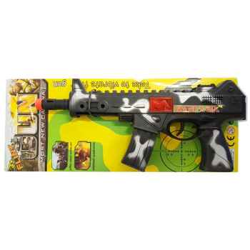 تفنگ بازی مدل مسلسل کد sa-47