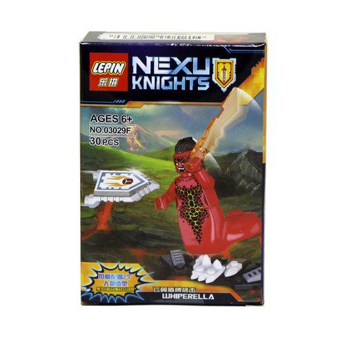 ساختنی لپین مدل Nexu Knights 03029F