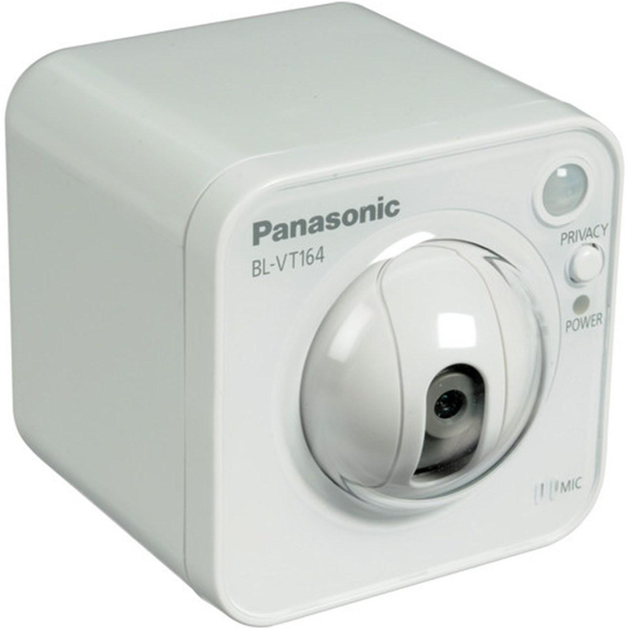 تصویر دوربین تحت شبکه پاناسونیک مدل BL-VT164E Panasonic BL-VT164E Network Camera