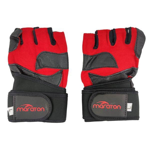 دستکش بدنسازی مردانه مدل MT20 غیر اصل