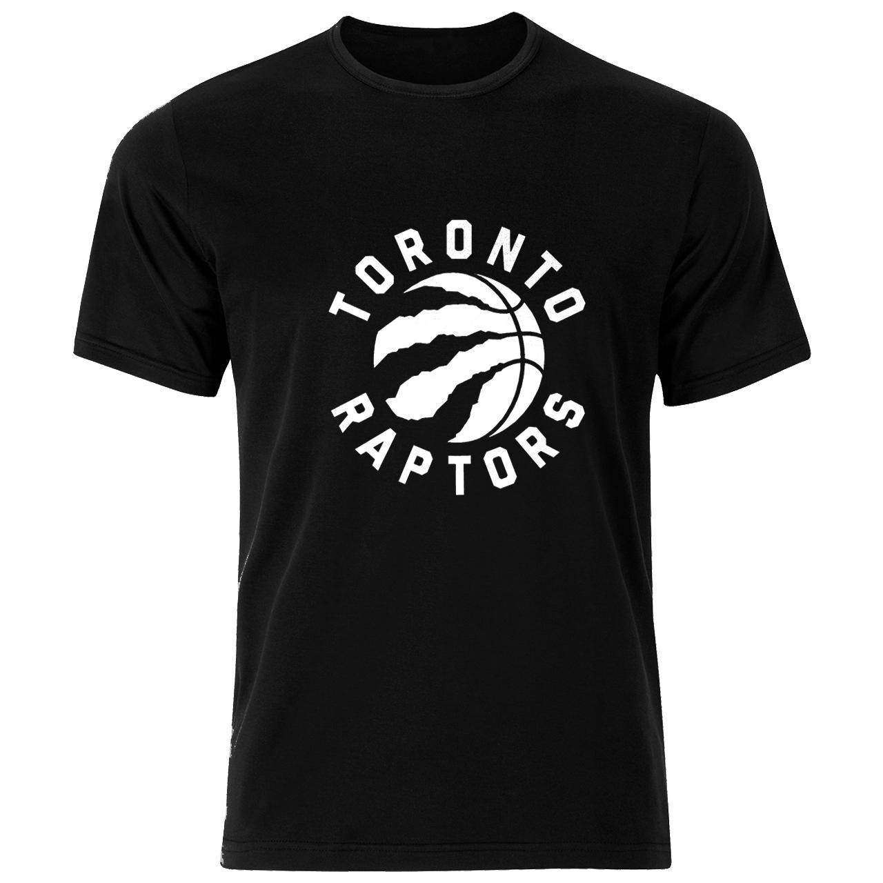 تی شرت ورزشی نخی مردانه فلوریزا  طرح بسکتبال تورنتو رپتورز کد Torento raptors 001M تیشرت