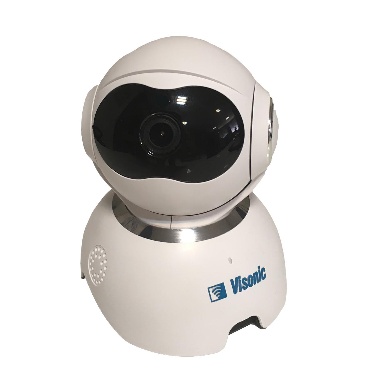 دوربین بی سیم تحت شبکه  ویسونیک مدل Baby cam iCloud