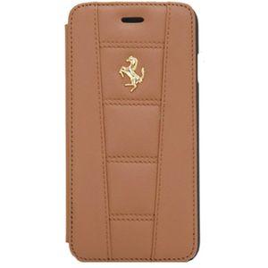 کیف کتابی چرمی فراری مدل 458 مناسب برای گوشی موبایل آیفون 6/6s