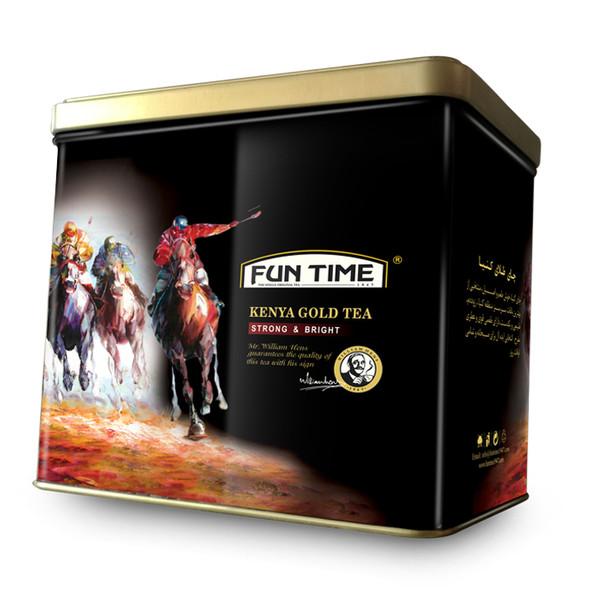 چای فان تایم مدل چای طلای کنیا وزن 500 گرم