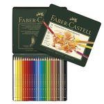 مداد رنگی 24 رنگ فابر-کاستل مدل پلي كروم thumb