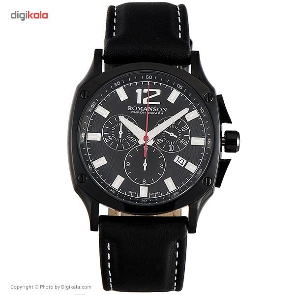 ساعت مچی عقربه ای مردانه رومانسون مدل TL1270HM1BA32W