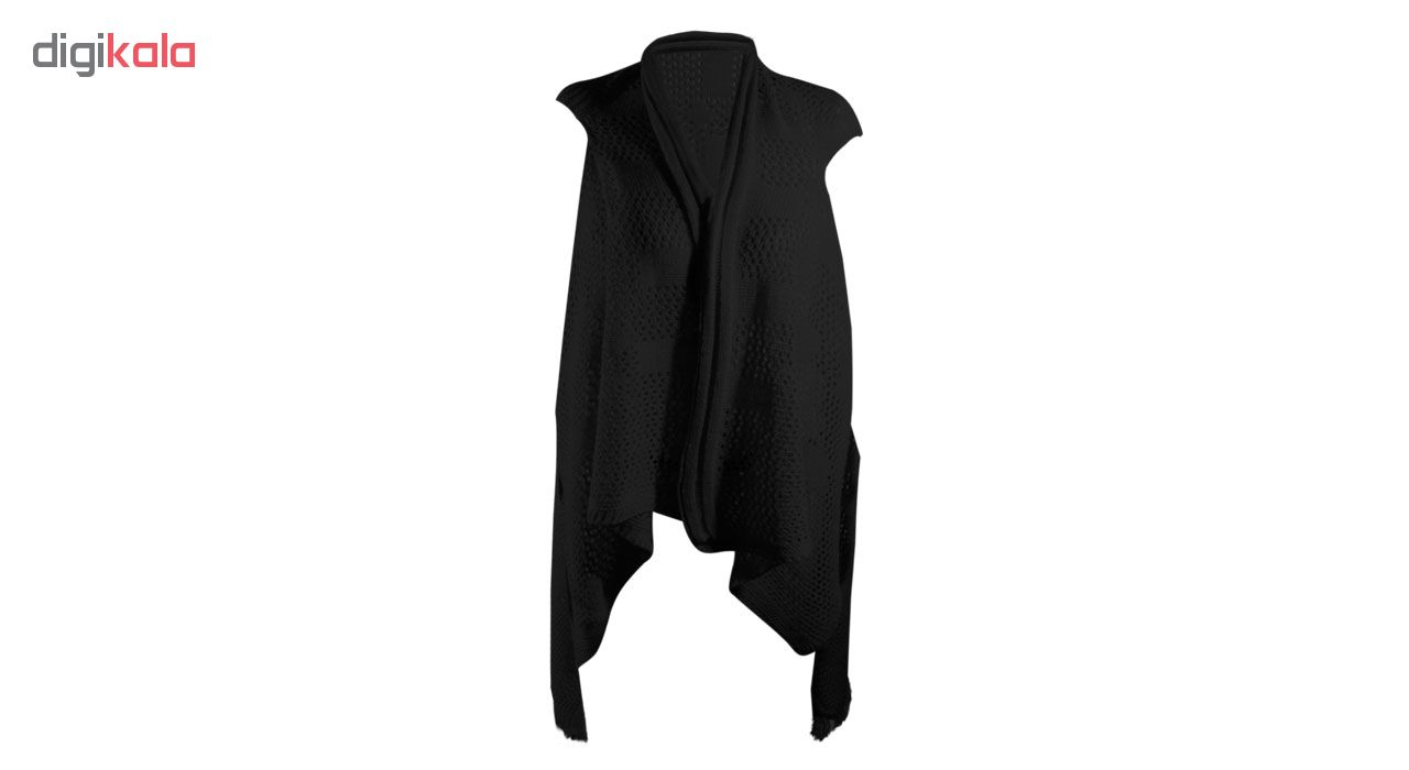 شنل زنانه مدل AysaBlack