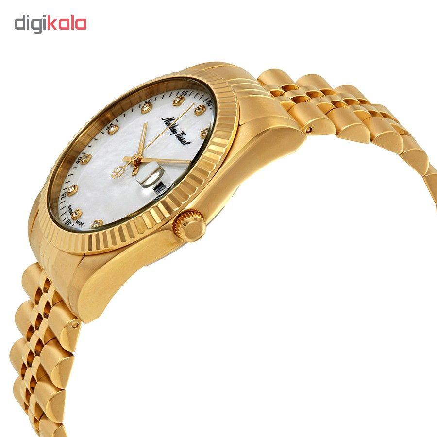 خرید ساعت مچی عقربه ای مردانه متی تیسوت H710PI