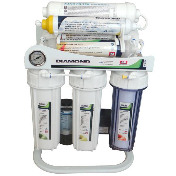 دستگاه تصفیه آب خانگی دیاموند مدل RO-DSN720 |