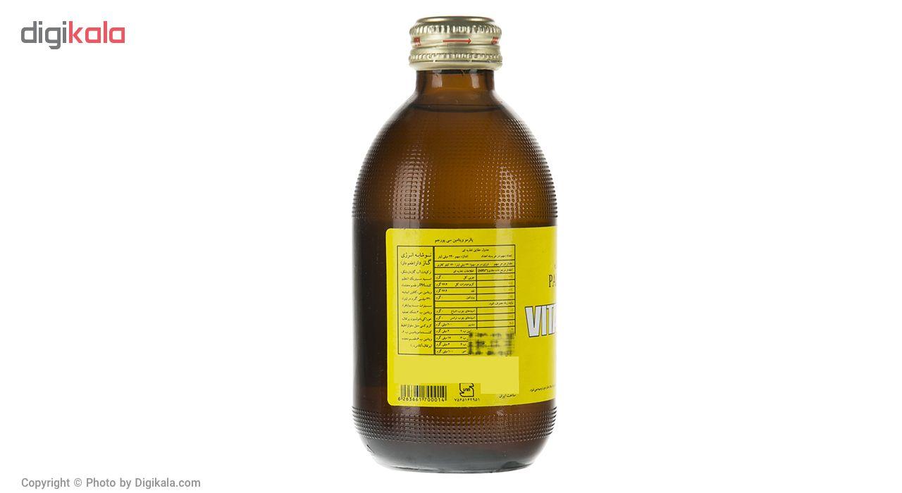 نوشیدنی گازدار ویتامین C پالرمو حجم 240 میلی لیتر