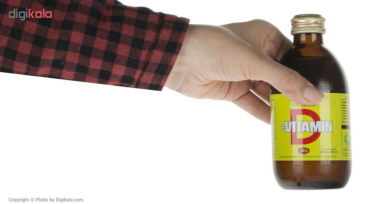نوشیدنی گازدار ویتامین D پالرمو حجم 240 میلی لیتر main 1 4