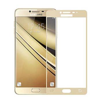محافظ صفحه نمایش شیشه ای مدل 3D مناسب برای گوشی موبایل سامسونگ Galaxy A7 2016