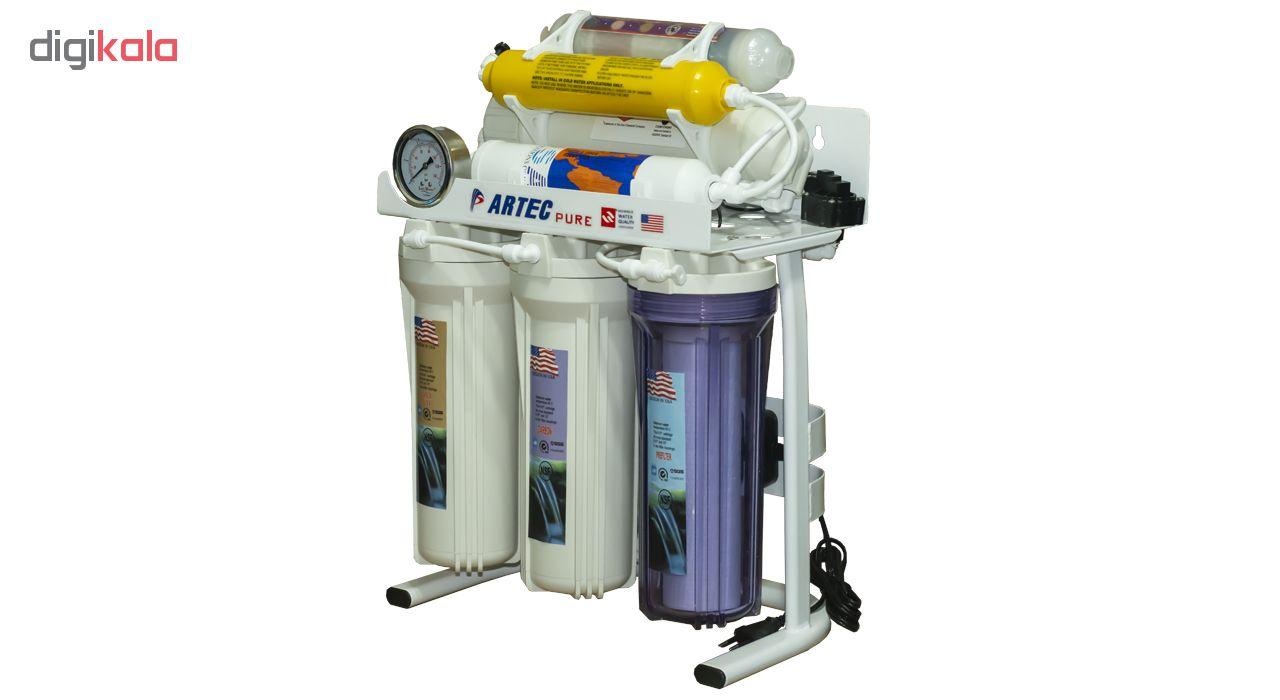 تصفیه آب خانگی آرتک پیور مدل RO7
