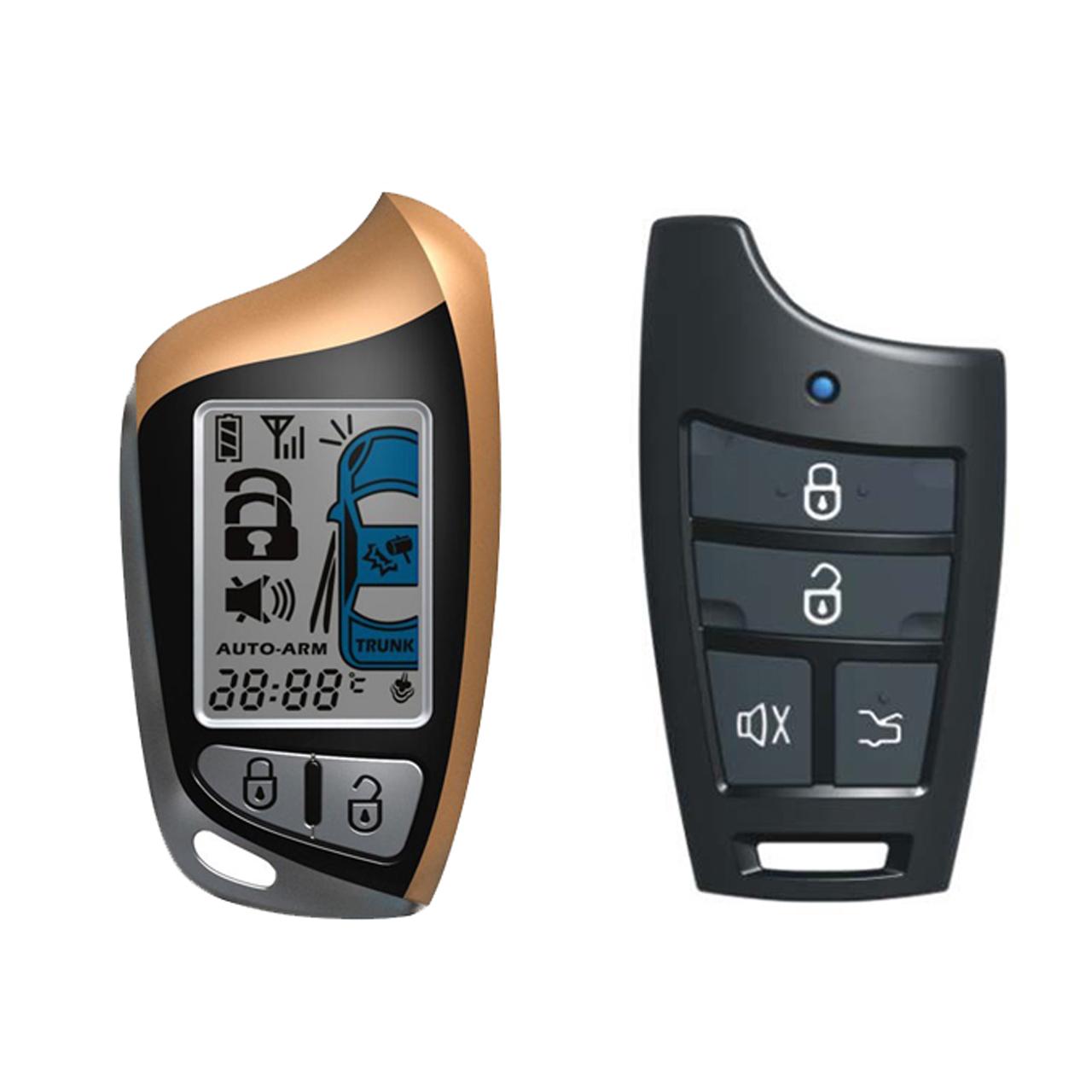 دزدگیر خودرو استیلاک مدل اس پای SPY Car Alarm Xenotic X333