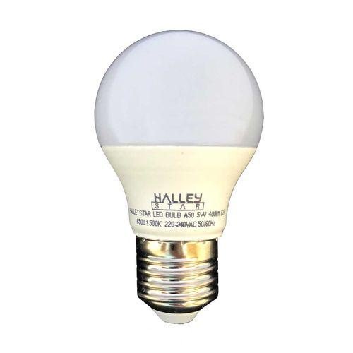 لامپ ال ای دی 5 وات هالی استار مدل A50 پایه E27