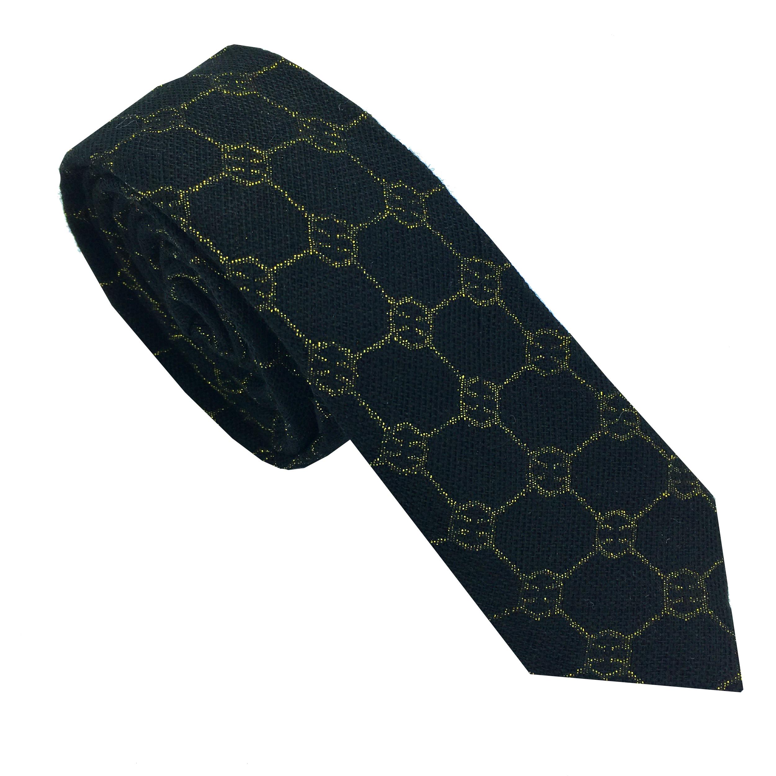 کراوات مردانه هکس ایران مدل KT-BK222