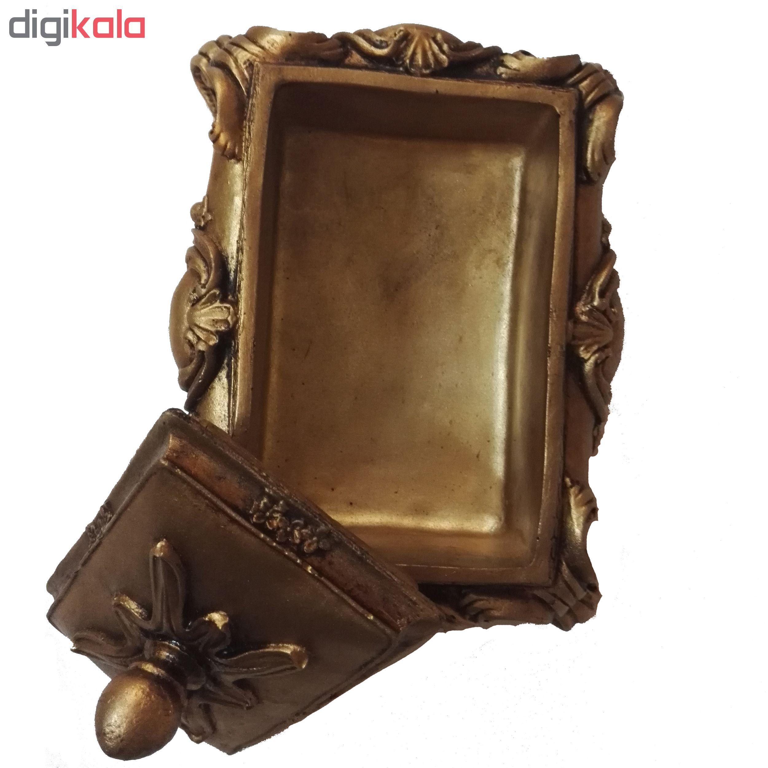 جعبه جواهرات سلطنتی طرح صندوقچه