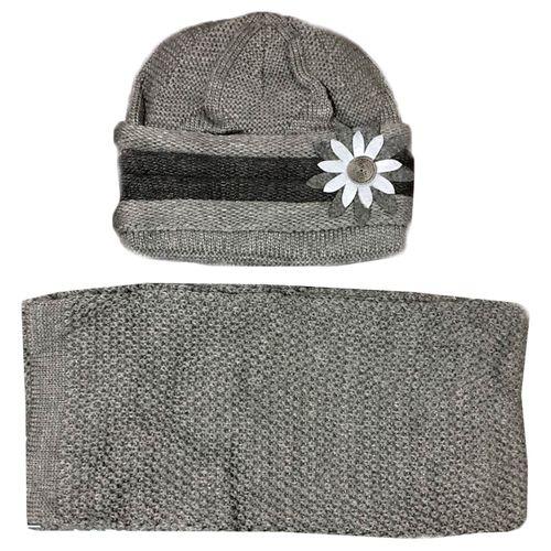 ست کلاه و شال گردن مدل N28