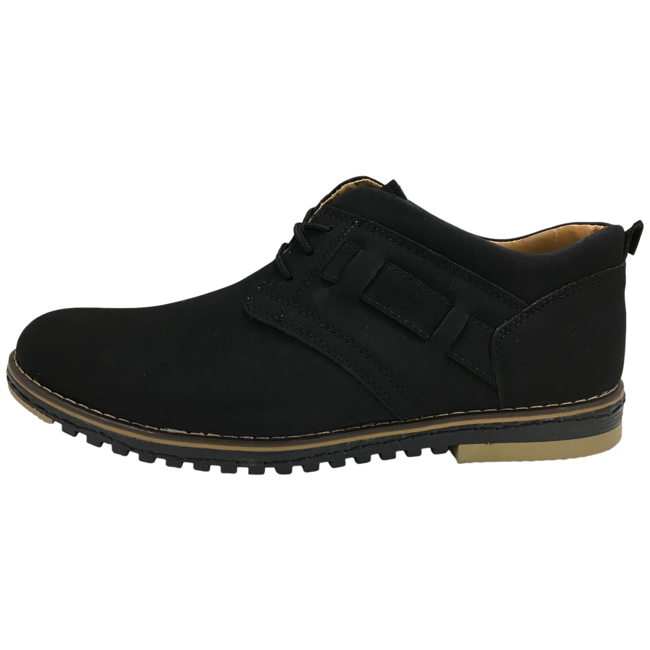 کفش مردانه مدل نقش جهان کد 3199