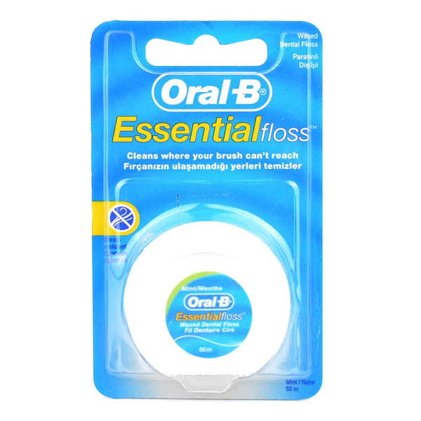 نخ دندان اورال-بی مدل ESSENTIAL-UK-No-Extracts